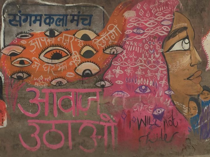 SafeCity exposes India's sexual harassment hotspots