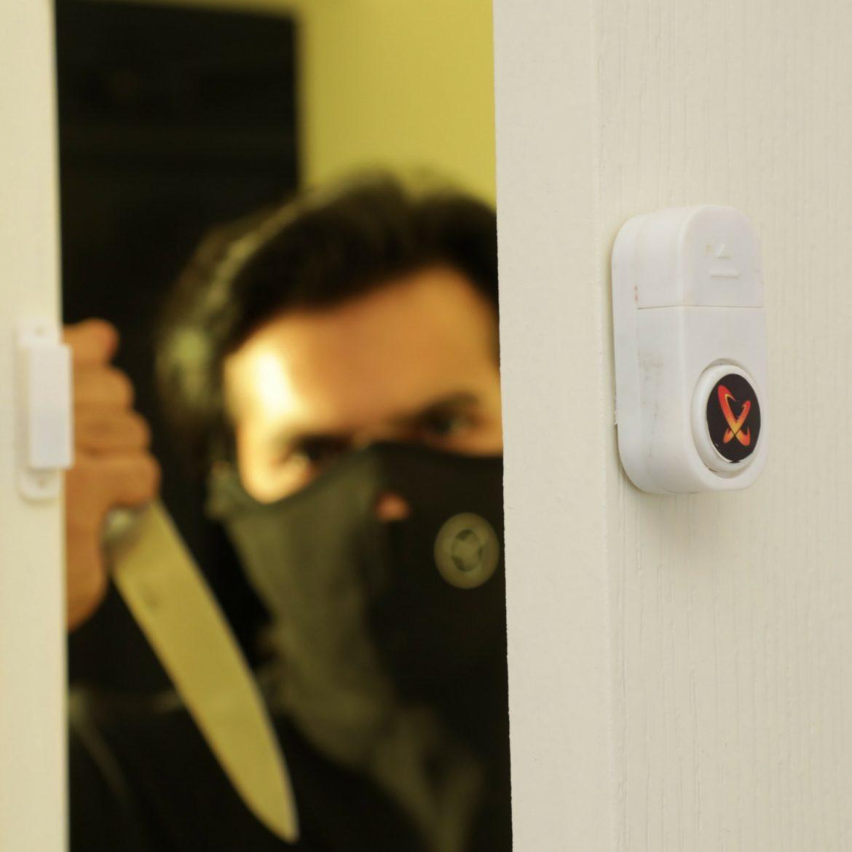 Howler-Mini Security Alarm