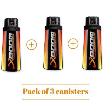 Advanced Pepper Spray Multi pack