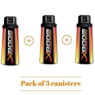Advanced Pepper Spray Multi pack