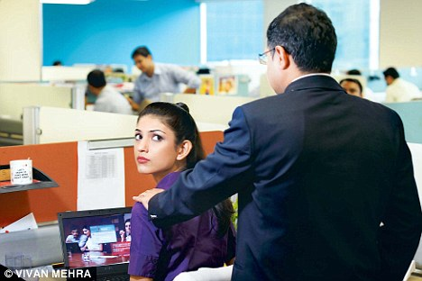 Sexual harassment includes misconduct outside office