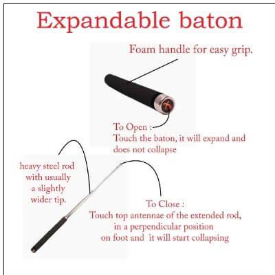 Expandable - Baton