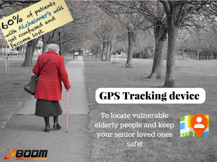 GPS For The Elderly