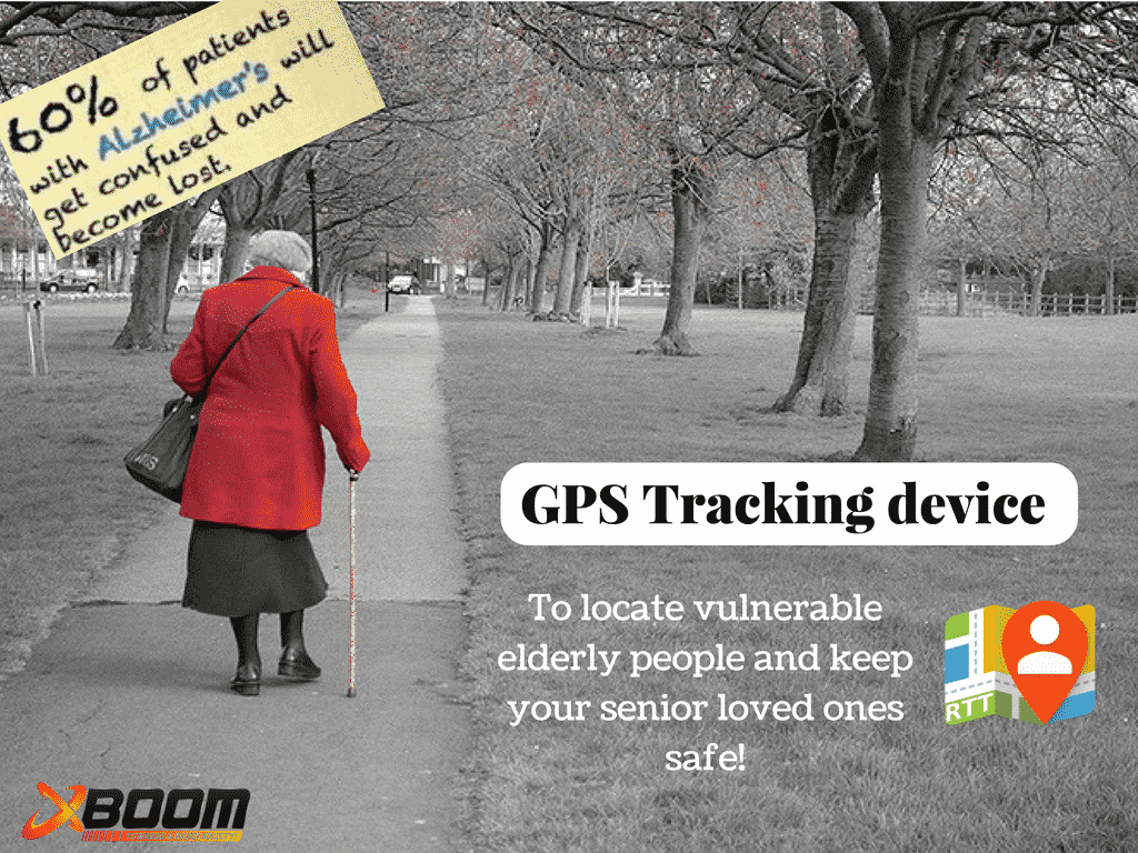 GPS for the elderly