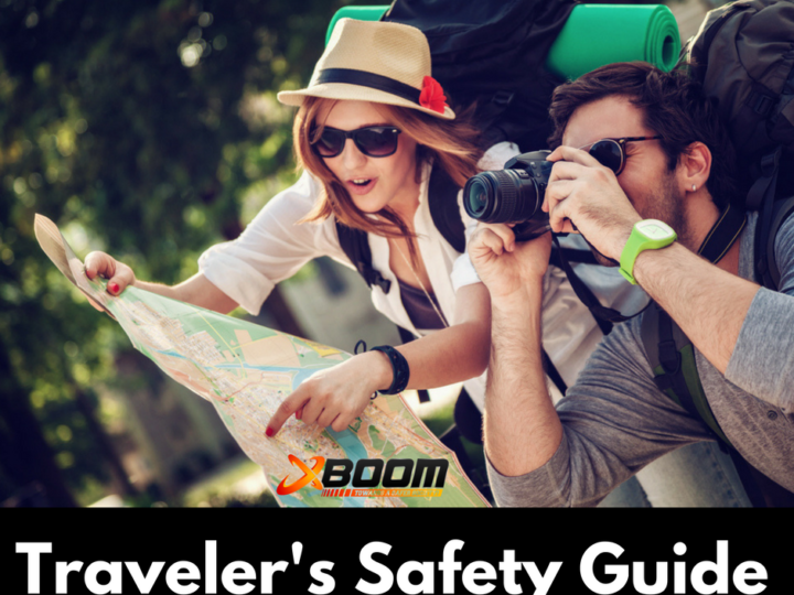 TRAVELER'S SAFETY GUIDE