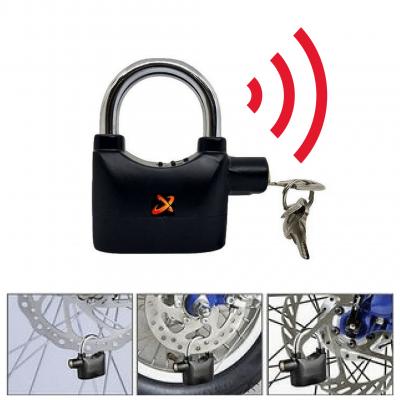 Alarms lock