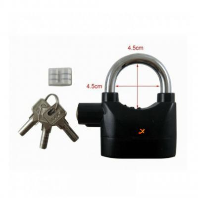Alarms locks