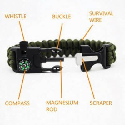 Paracord Bracelet V 2.0
