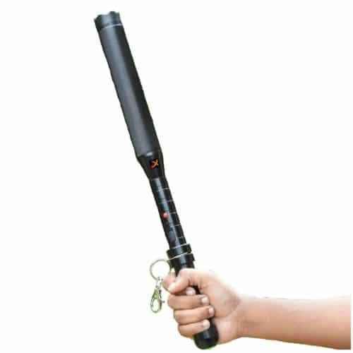 Drache : Stun gun baton WITH flashlight