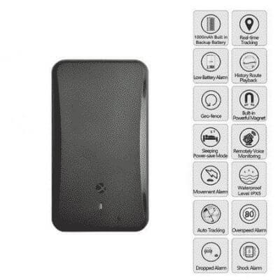 AT4- Wireless Asset Tracker