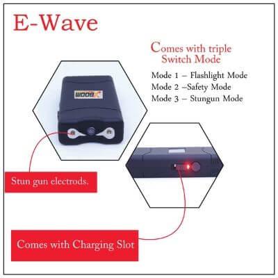 E- Wave Stun Gun