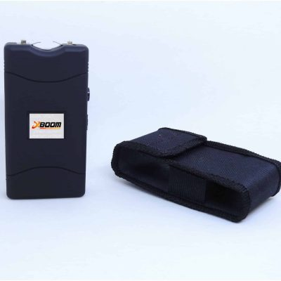 E- Wave Stun Gun with flashlight 5 million volts electric shock for Self-Defence