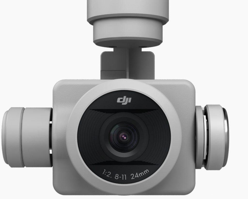 Camera Sensor Phantom 4 advanced