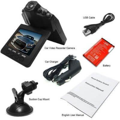 LITE CAR Dash Camera