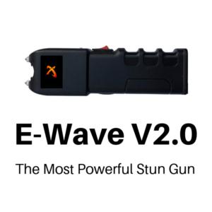 E wave stun gun