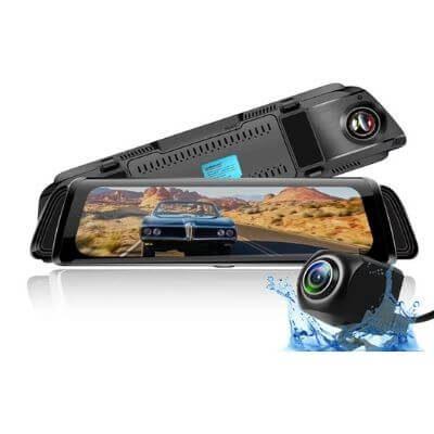 Mirror Dash Cam 10T