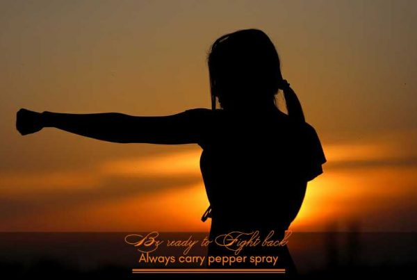 Pepper spray :For The Modern Woman