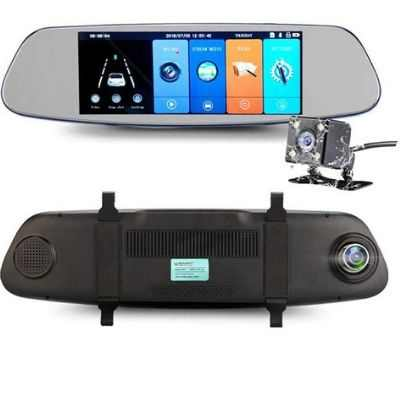 Mirror Dash Camera 7T