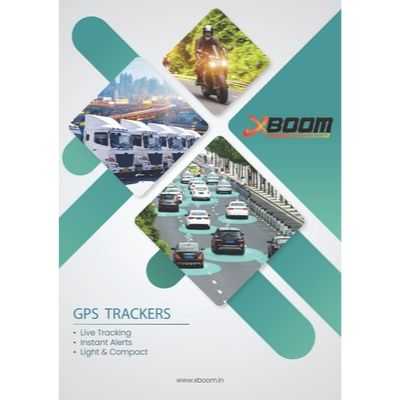 Vehicle Tracker Brochure