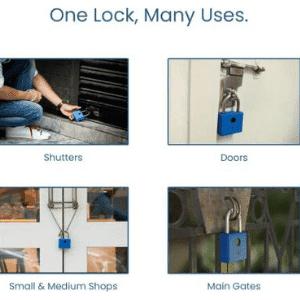 Openapp smart lock
