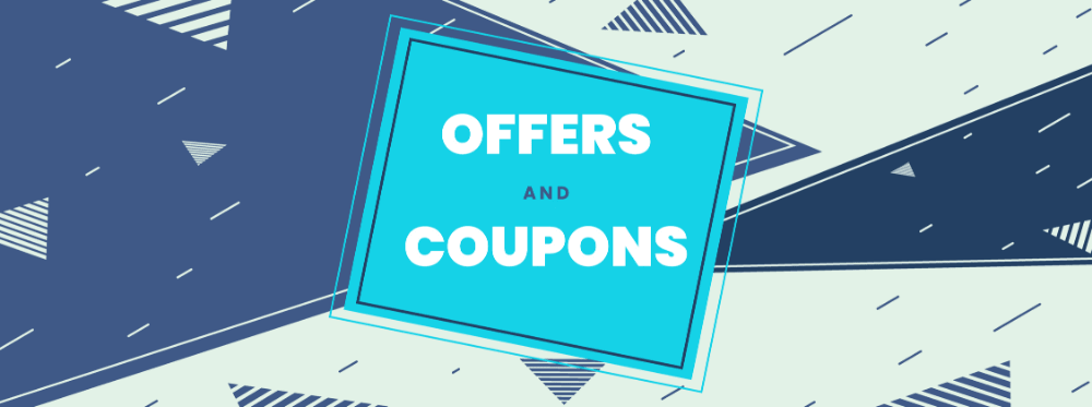 offers and coupons