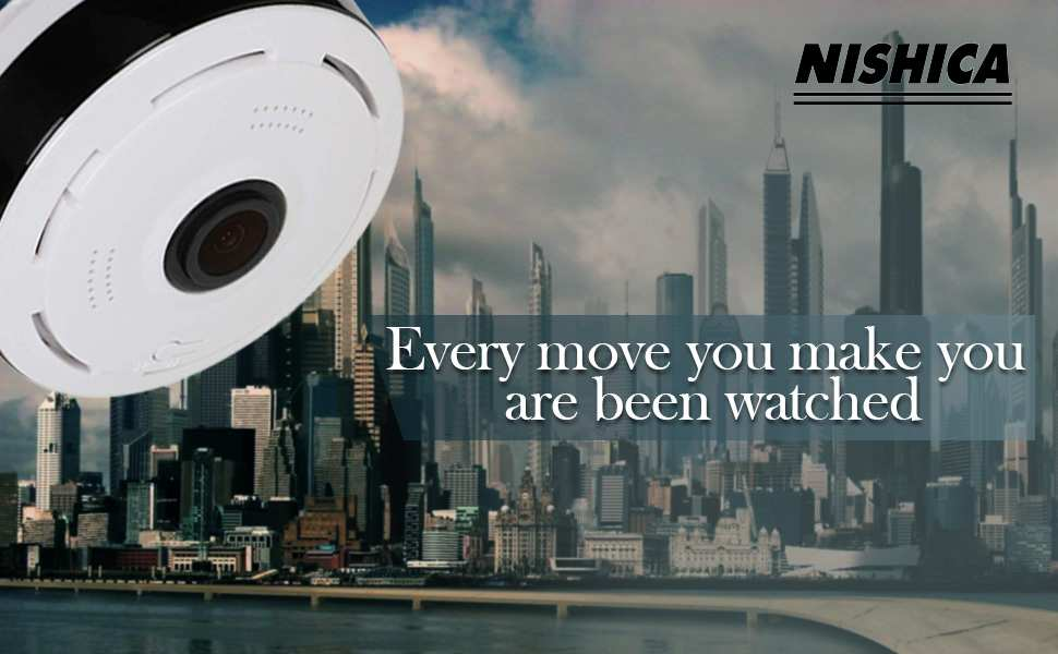 CCTV Security Spy Camera