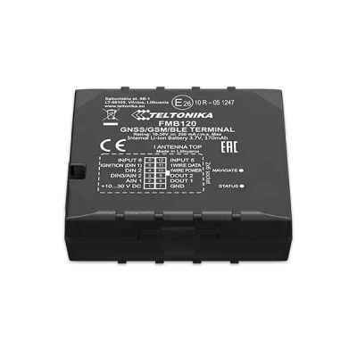 FMB 120 vehicle GPS Tracker