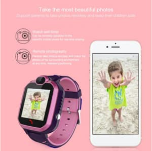 Q13 GPS watch