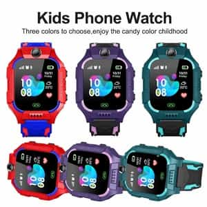 z6-kids-watch-red