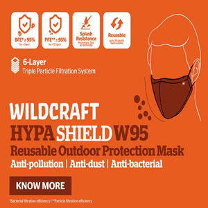 Wildcraft Face Mask