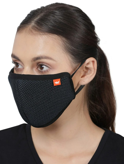 WILDCRAFT Reusable Outdoor Protection Mask