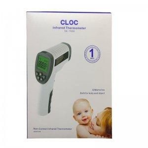 CLOC - Infrared forehead temperature measuring instrument