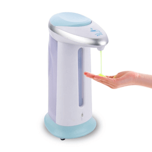 Automatic Hands Free Touch Less Liquid Soap Dispenser
