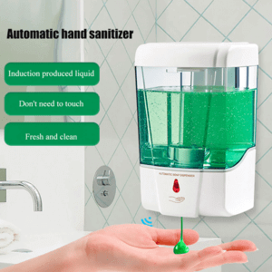 Automatic Touchless Sensor Hand Sanitizer