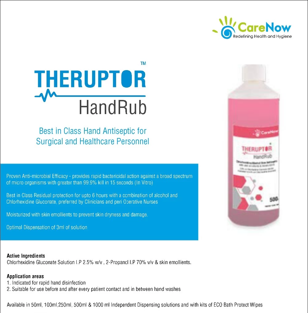 Theruptor Hand Rub