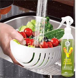veggie and fruit cleaner