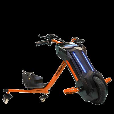3- wheeler drifter electric bike