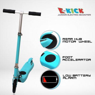E-Kick Plus Hoverboard