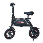 Space Bike- Pedal Free Electric Bike1