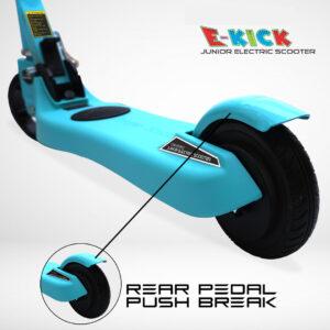 E kick plus design