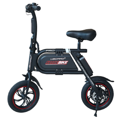 Space Bike- Pedal Free Electric Bike
