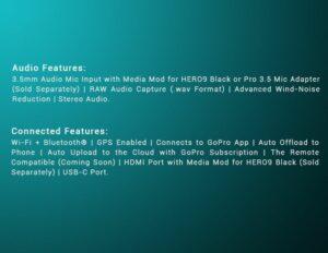GoPro Hero 9 Camera Features