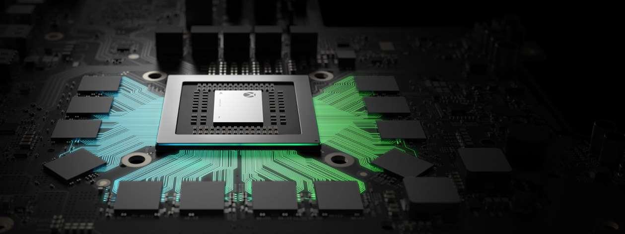 Unprecedented Performance Xbox one x
