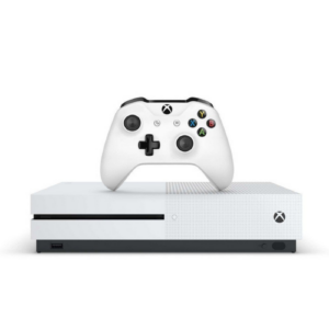 Xbox One S 500GB White-Unboxed 1