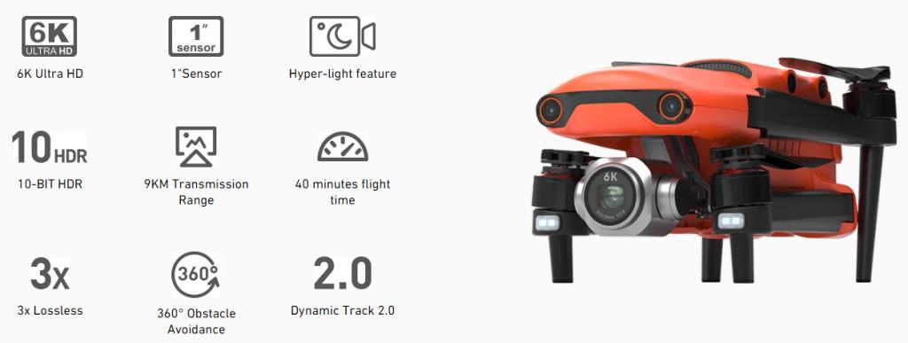 Autel Evo 2 Pro Product Details