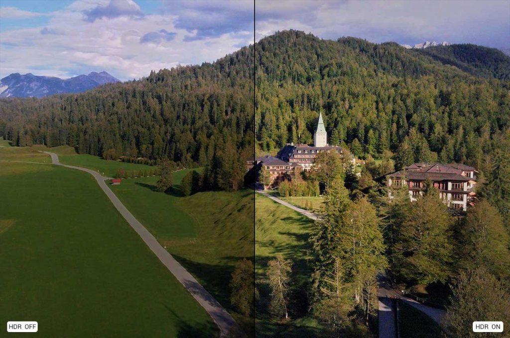Autel Evo 2 Pro Aerial View