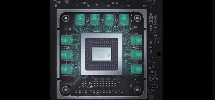 xbox series x chipset