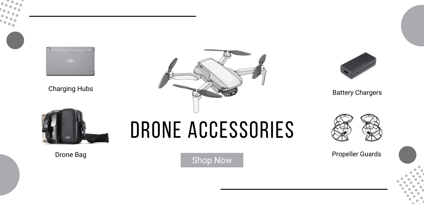Drone Accessories banner
