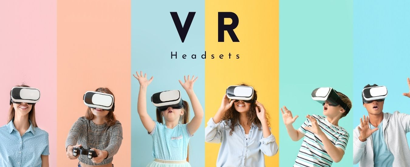 VR Headsets category