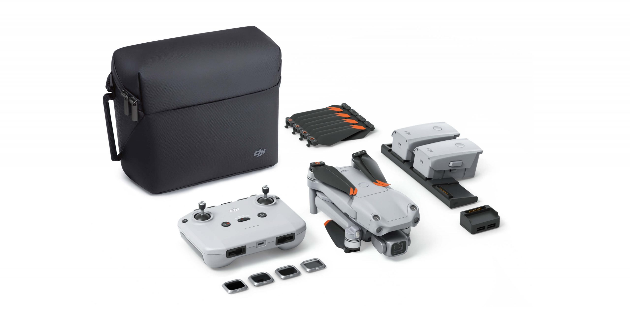 DJI Air 2S Fly More Combo Pic